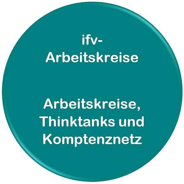 Arbeitskreise, Thinktanks, Kompetenznetz, Bahntechnik, IFV